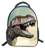 Dinosaur 3D Print School Backpack Travel Bag Unisex School Bag Collection Student Backpack Kids Waterproof Durable HOPM207-03