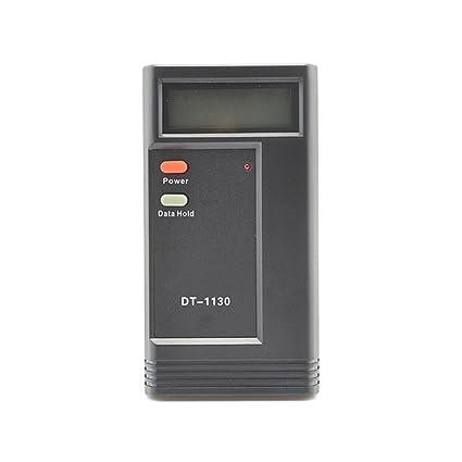 divinext Electromagnetic Radiation Detector Dosimeter Tester EMF Meter