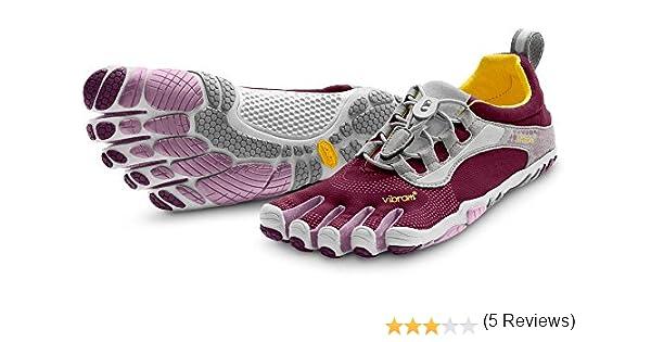 Vibram FiveFingers Bikila LS - Zapatillas con Dedos para Mujer: Amazon.es: Zapatos y complementos