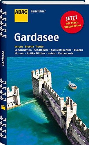 ADAC Reiseführer Gardasee: Verona Brescia Trento