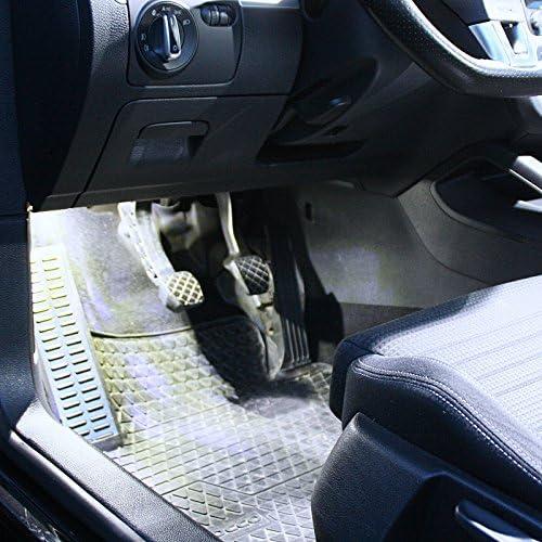 Porsche Cayman 987 501 W5W Blue Interior Door Bulb LED Trade Price Light Upgrade