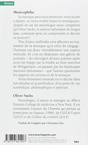 Musicophilia. La Musique, Le Cerveau Et Nous (English and French Edition)