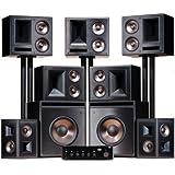 Klipsch THX Ultra2 Home Theater System-brand New-black