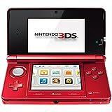 Nintendo 3DS - Console, Metallic Red