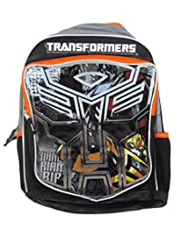Accessory Innovations Transformers Bumblebee Optimus Prime Backpack
