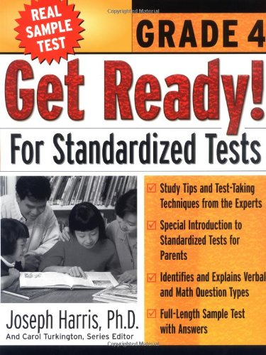 Get Ready! For Standardized Tests : Grade 4