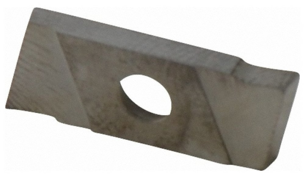 7 Left Hand Lead Angle TiN Coated Carbide Cutoff Insert GIE2 0.0787 Cutting Width