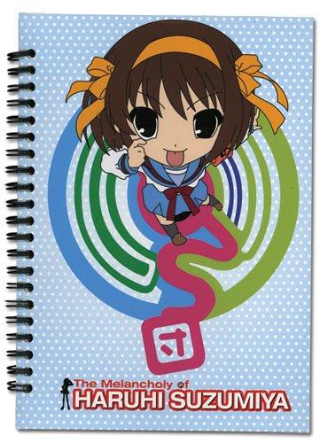 (Great Eastern Entertainment Haruhi Notebook)
