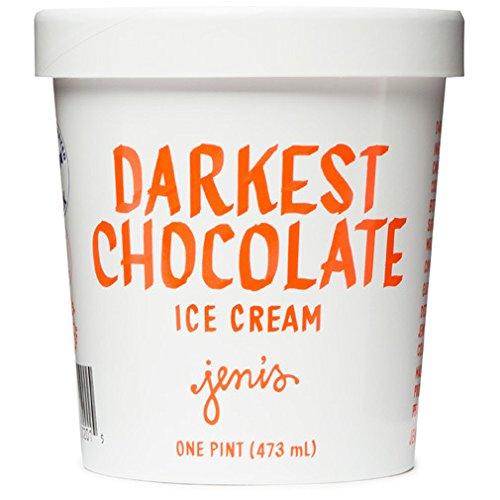 UPC 853169002015, Jeni's Splendid Ice Creams Darkest Chocolate Ice Cream, 16 oz (Frozen)