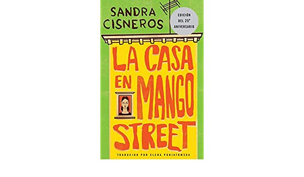 Casa En Mango Street/House On Mango Stre: 9780679755265: Amazon.com: Books