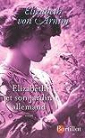 Elizabeth et son jardin allemand par von Arnim