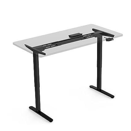 FLEXISPOT E2B Standing Desk Sit Stand Desk Home Office Adjustable Desk Frame
