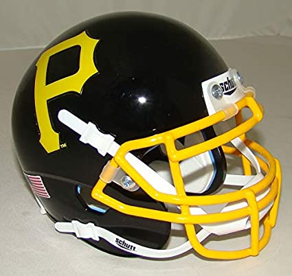 Amazon.com: Schutt Pittsburgh Pirates - Casco de fútbol ...