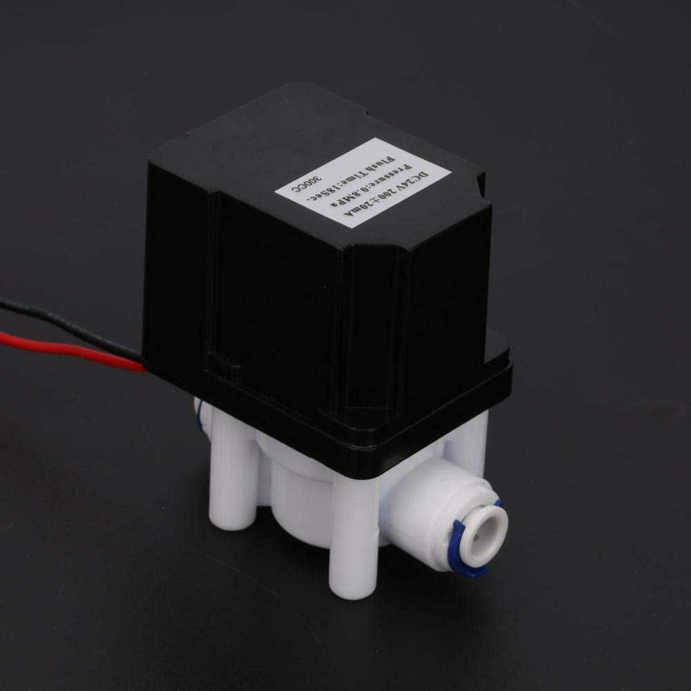 Automatic Washing Solenoid Valve 18 Seconds Pump Solenoid Valve for Water Purifier