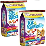 Purina Kit Kaboodle Original Cat Food 30 lb. Bag (2Bag) Review