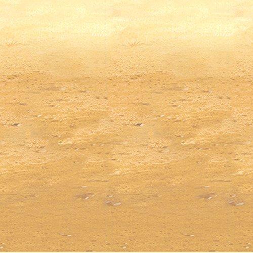 Desert Sand Backdrop Party Accessory (1 count) (1/Pkg) ()
