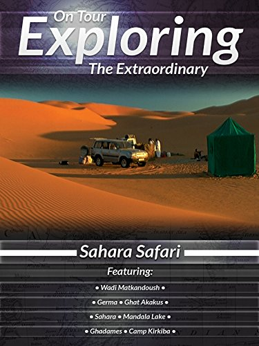 (Exploring the Extraordinary Sahara Safari)