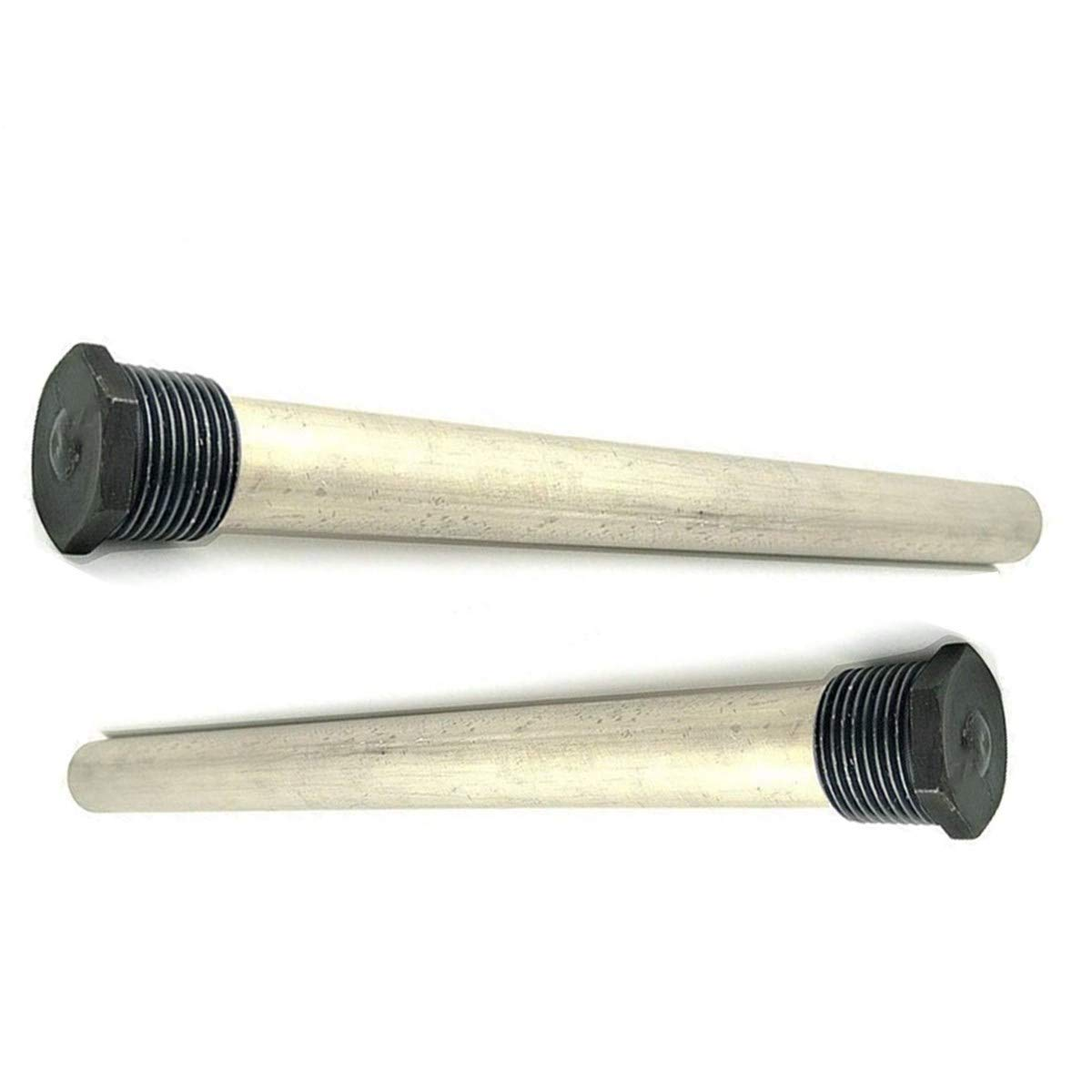 RV Water Heater Anode Rod, Magnesium Water Heater Tank Anode Rod for 9.25'' Long ¾'' Threads Suburban A.O.Smith Whirlpool (2 PACK)