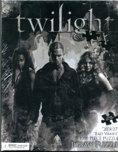 Twilight Puzzle BTS Bad Vamps