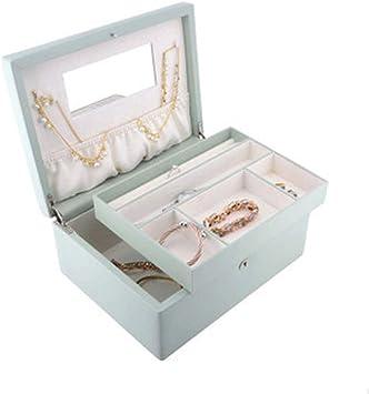 Yui The Box Of Pandora Jewellery With Packaging Double Jewellery Box Portable Jewellery Box Amazon De Baumarkt
