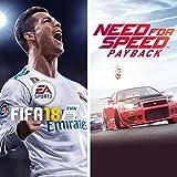 FIFA 18 - NFS Payback Bundle (NA) - PS4 [Digital Code]