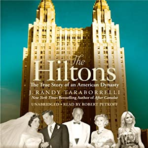 The Hiltons Audiobook