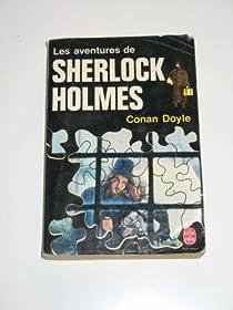 Les Aventures de Sherlock Holmes par Conan Doyle