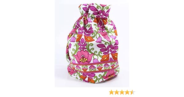 Amazon.com  Vera Bradley Ditty Bag in Lilli Bell  Shoes 05be3a1304919