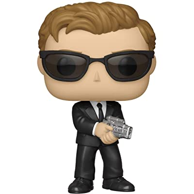 Funko Pop Movies: Men in Black International - Agent H: Toys & Games