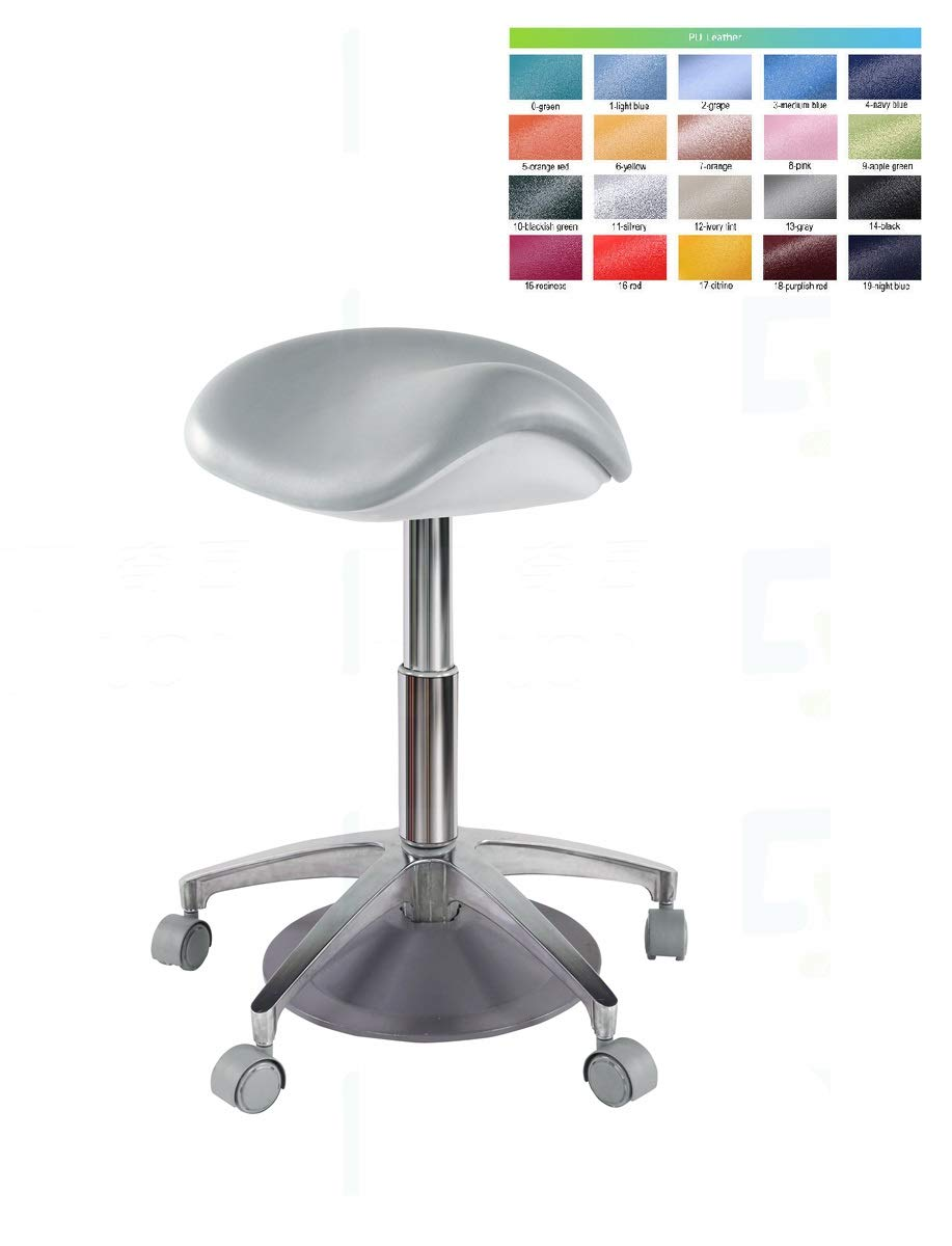 Magnificent Amazon Com Sohome Dental Hydraulic Saddle Chair Standard Ocoug Best Dining Table And Chair Ideas Images Ocougorg