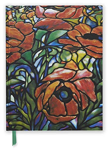 Tiffany: Oriental Poppy (Blank Sketch Book) (Luxury Sketch Books) - Tiffany Poppy