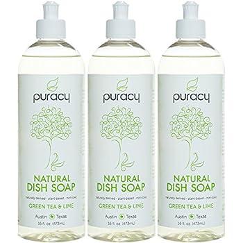 Amazon Com Seventh Generation Dish Liquid Soap Free
