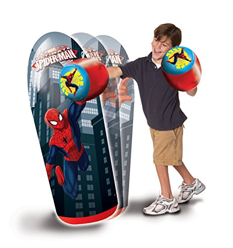 Socker Boppers Power Bag: Socker Boppers Spiderman Power Bop Combo