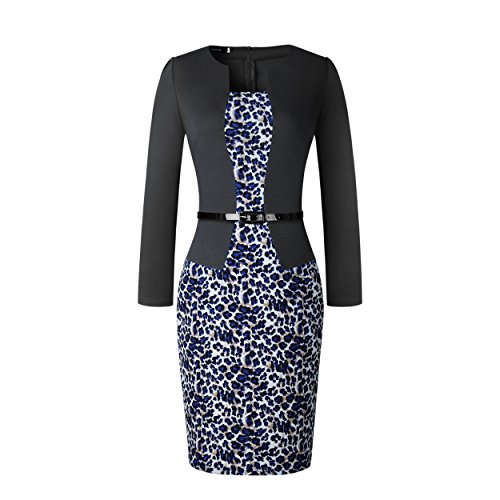 Caracilia Women Business Bodycon One Piece product image