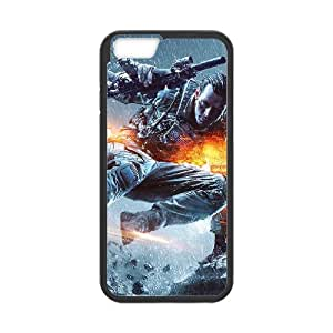Battlefield 4 iPhone 6 4.7 Inch Cell Phone Case Black 53Go-025191