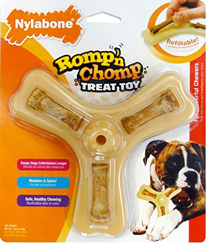 Nylabone Chomp Chicken Flavored Triple product image