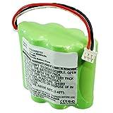 7.2V 2000mAh Survey Meter Battery For VTE03002152 Vetronix 03002152