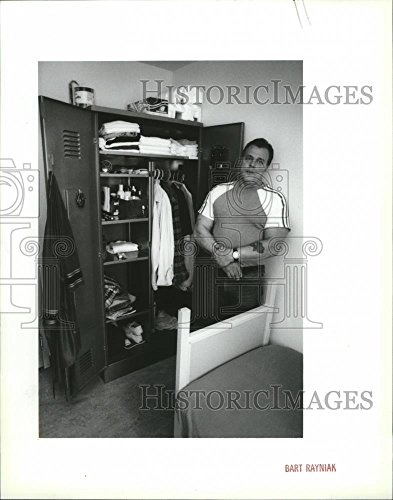 Vintage Photos 1990 Press Photo Eastern Washington Pre Release Center-Jerry Sofranco, inmate