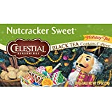 Celestial Seasonings Nutcracker Sweet Black Tea, 20 Count (Pack of 6)