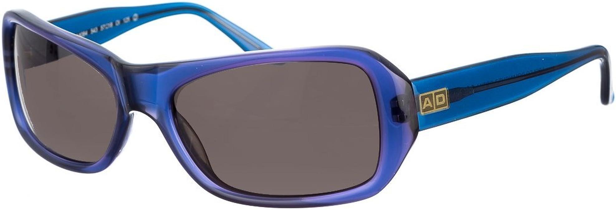 Adolfo Dominguez Gafas de Sol AD14084-543 (57 mm) Azul: Amazon.es: Zapatos y complementos