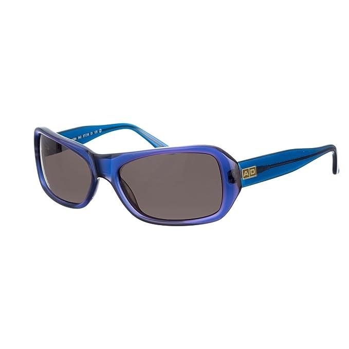Adolfo Dominguez Gafas de Sol AD14084-543 (57 mm) Azul ...