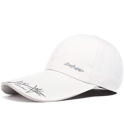 Sombrero Gorra de béisbol de verano para hombre Primavera y otoño Marea  ocasional Casquillo de la 7ced6b11a9a