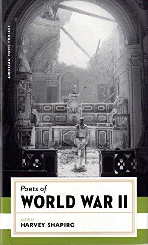 Poets of World War II: (American Poets Project #2)