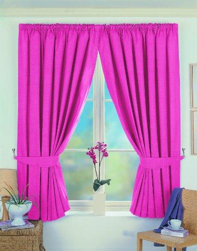 Curtains Ideas 54 inch curtains : Dreams 'n' Drapes Norfolk 3-inch Blackout Curtains, 90 x 54-inch ...