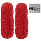 2 Pack Synonymous Replacement Microfiber OXO refill for Oxo Good Grips Duster Refill and Golden Rule Screen Clean Cloth