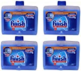 Finish and Jet Dry Dishwasher Cleaner, 8.45 Ounce, (Pack of 4)