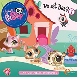 Wo ist Ben? (Littlest Pet Shop 1)
