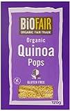 Biofair Organic Quinoa Pops 120g