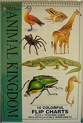 Flip Chart: Animal Kingdom: School Specialty Publishing ...