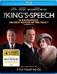 King's Speech [Blu-ray] [Importado]